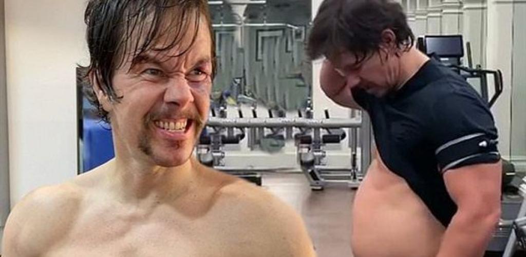 مارك ويلبيرج يكشف عن برنامجه الغذائي لاكتساب وزنه بفيلم STU