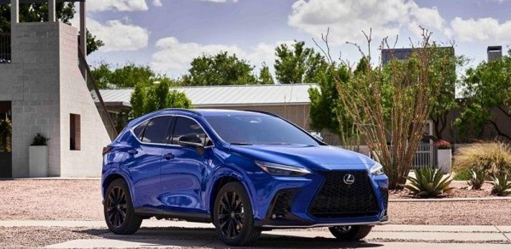 """لكزس تكشف عن سيارتها الجديدة """"NX 2022"""" وفئة 450h+"""