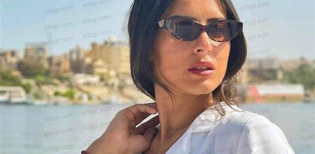 ريهام أيمن تتمتع بإجازتها الصيفية عبر إنستجرام