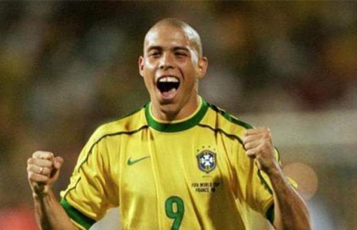 رونالدو وإيتو أبرز نجوم العالم في مئوية اتحاد الكرة