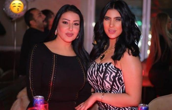 إيمى إيهاب تحتفل بعيد ميلادها بحضور سمية الخشاب ومصطفى خاطر