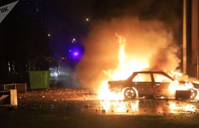 لبنان... لماذا يحرق فقراء طرابلس أملاك مدينتهم؟... فيديو