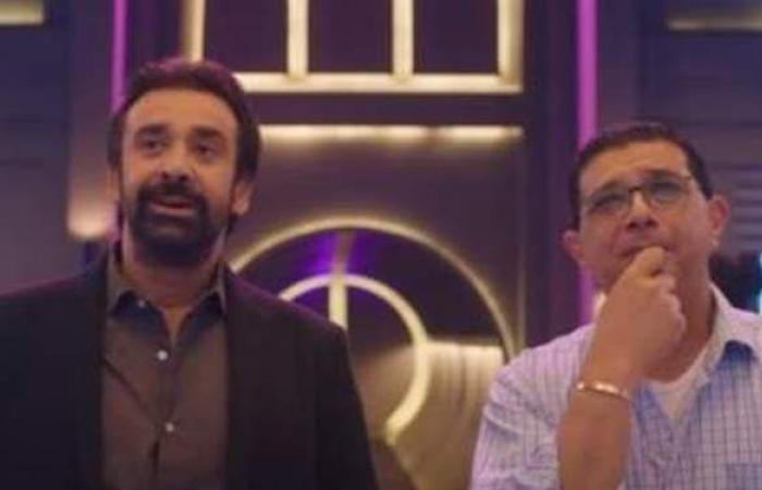 ماجد الكدواني يكشف عن نصيحة لكريم عبد العزيز ساهمت في نجاحه الكوميدي | فيديو