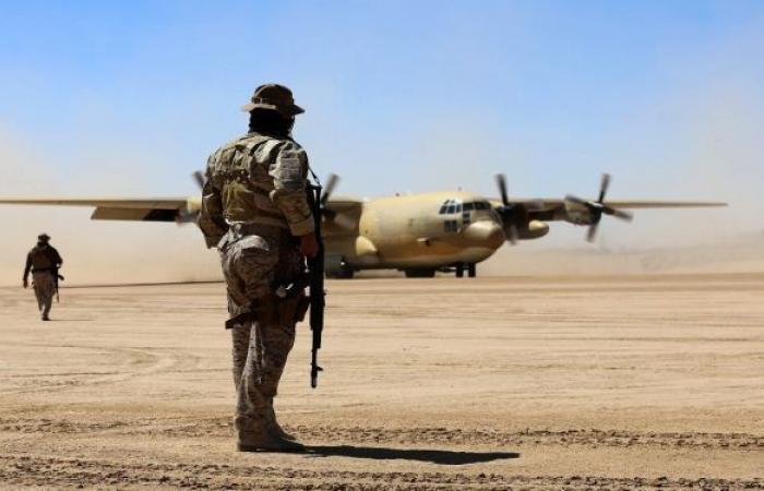 الجيش السعودي يرفع جاهزية قواته بمناورات ضخمة.. فيديو وصور
