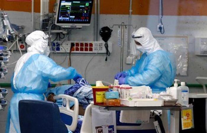 الأمر سيئ .. رصد110 آلاف حالة إصابة جديدة بـ كورونا في أمريكا خلال 24 ساعة