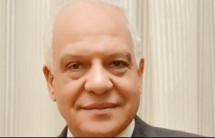 محافظ الجيرة عن عقار فيصل المحترق: صادر ضده قرار إزالة وننتظر إطفاء النيران من نفسها