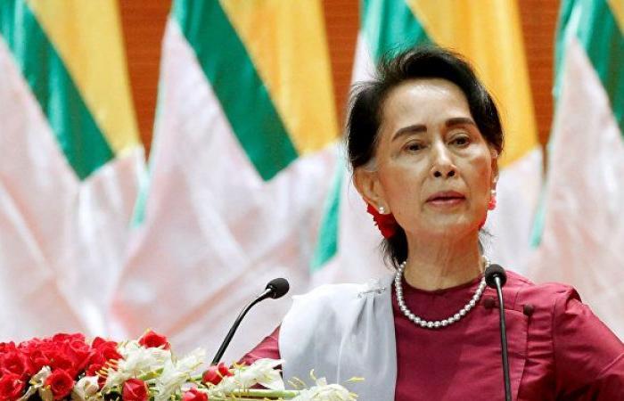 جيش ميانمار يعتقل زعيمة البلاد أونغ سان سوكي