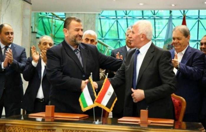 أنباء عن إرجاء لقاء الفصائل الفلسطينية بالقاهرة إلى منتصف فبراير