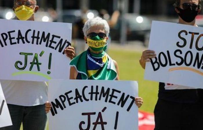بسبب كورونا.. تظاهرات في البرازيل لمطالبة الرئيس بترك منصبه
