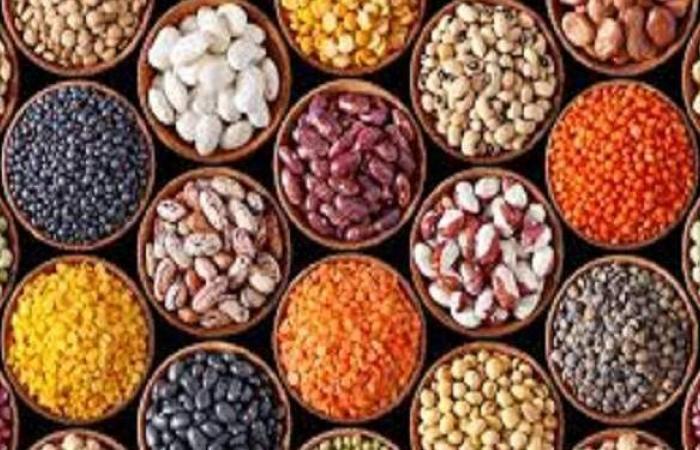 أسعار البقوليات اليوم الإثنين 1-2-2021 في مصر