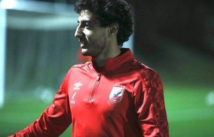 محمد هاني يكشف موقفه من اللحاق بمباراة الدحيل القطري