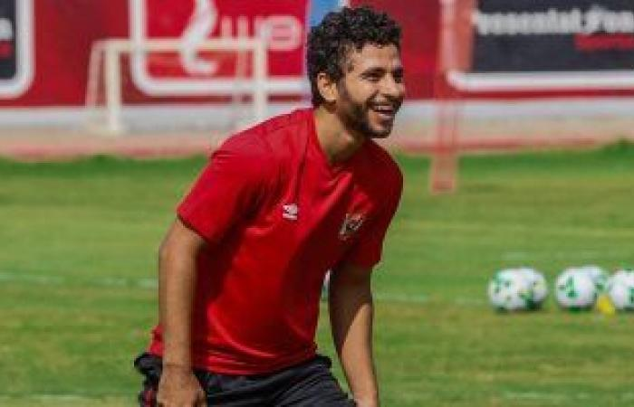 """محمد محمود: """"بحب الإسماعيلى وأبو جريشة بس هرجع للملاعب فى الأهلى"""""""