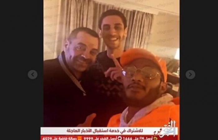 برفقة طارق العريان.. محمد رمضان يشوق جمهوره لعمل جديد
