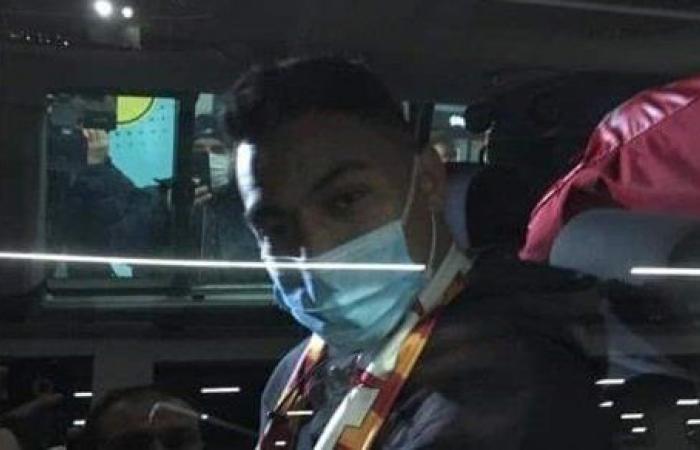 مصطفى محمد يصل إلى تركيا للانضمام لجالطة سراي