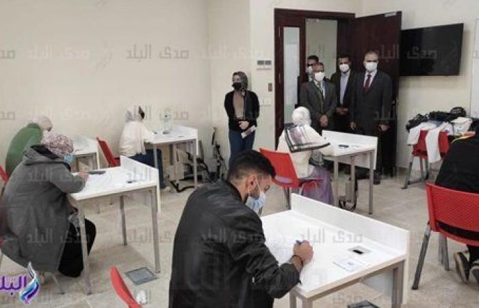 وسط إجراءات احترازية مشددة.. انطلاق الامتحانات بجامعة الملك سلمان الدولية الأهلية