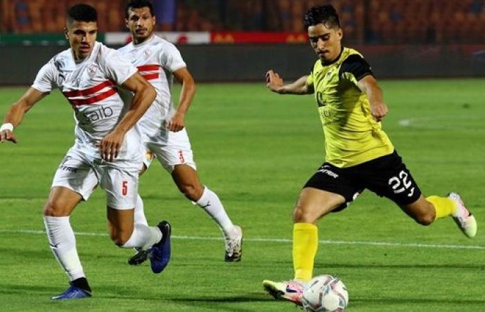 ملخص مباراة الزمالك ووادي دجلة في الدوري المصري (فيديو)