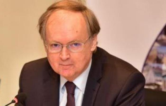 """سفيرا الاتحاد الأوروبى وبريطانيا يرحبان بوصول أول شحنة من لقاح """"كوفاكس"""" إلى مصر"""
