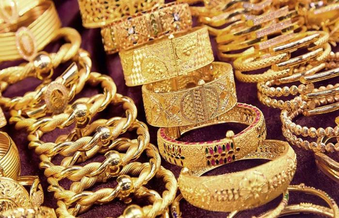 أسعار الذهب بالسعودية ترتفع.. والجرام يبدأ بـ120.05ريال
