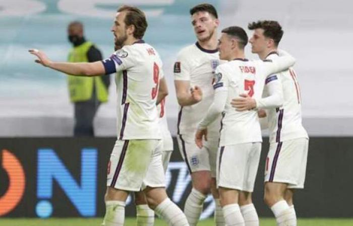 فوز إيطاليا وإنجلترا على ليتوانيا وبولندا بتصفيات كأس العالم 2022