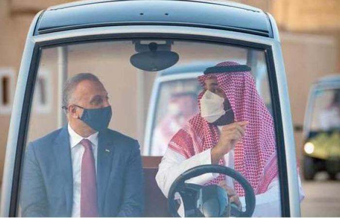 اتفاق بـ3 مليارات دولار.. لقاء مثمر بين محمد بن سلمان والكاظمي
