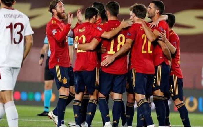 بعد الفوز على كوسوفو.. تعرف على ترتيب مجموعة إسبانيا بتصفيات كأس العالم