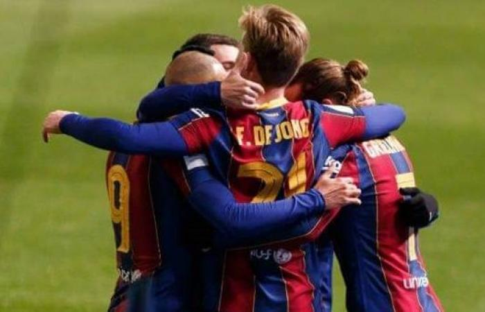 موعد مباراة برشلونة القادمة في الليجا الإسبانية