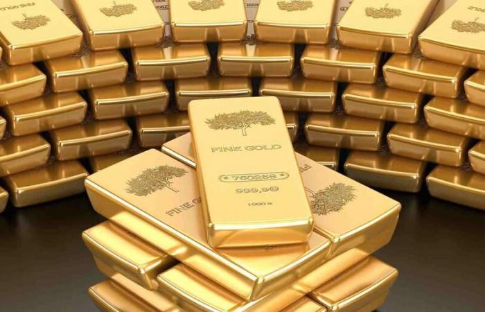 الذهب ينتعش من أدنى مستوى في 3 أسابيع