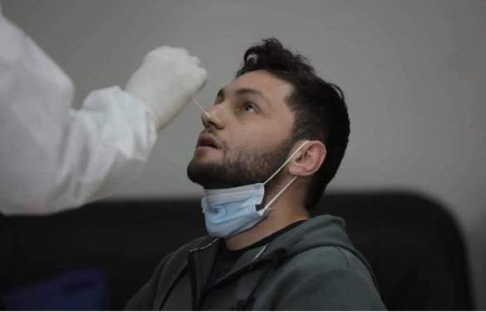 الأهلى يجرى مسحة طبية اليوم استعدادا لموقعة المريخ السوداني