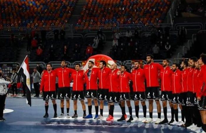رسمياً.. الكشف عن مجموعة منتخب مصر لكرة اليد في أولمبياد طوكيو