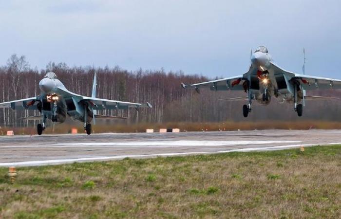 """الكشف عن مقاتلتين قادرتين على منافسة """"سو-35"""" الروسية"""