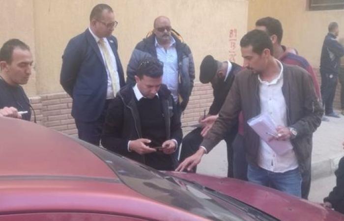 تنفيذ حملة مفاجئة للتفتيش على وحدات الإسكان الاجتماعي المخالفة بمدينة حدائق أكتوبر
