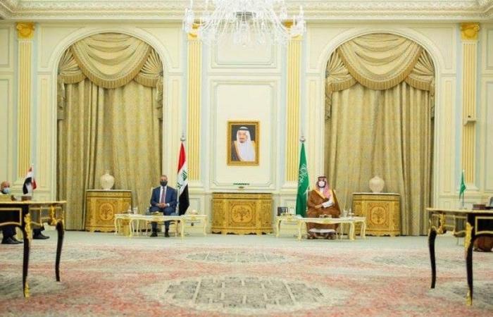 بيان سعودي - عراقي: عازمون على تعميق التعاون ومواجهة الإرهاب