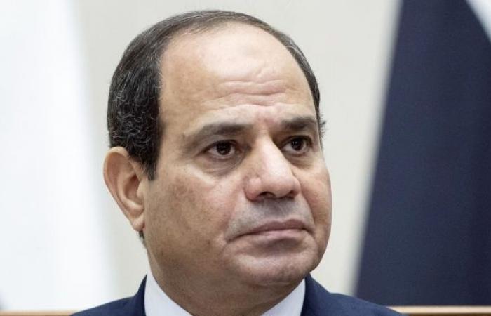 السيسي يبحث مع جرليتش جهود الحفاظ على كيان الدولة الليبية
