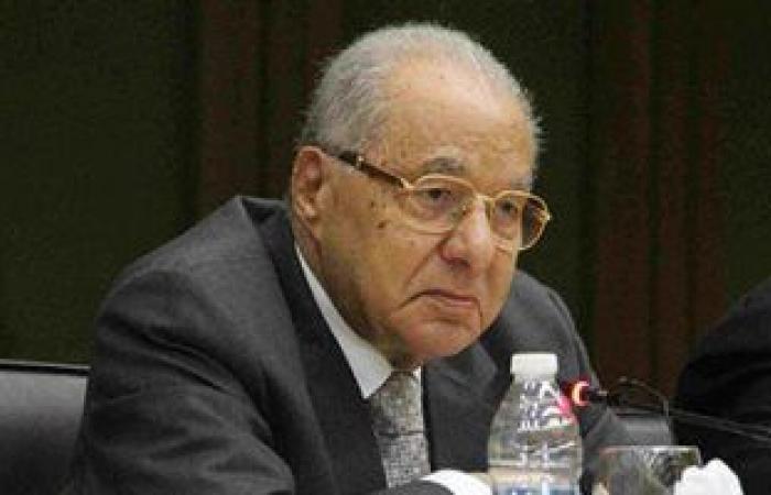 الذكرى الأولى على وفاة الدكتور محمود حمدى زقزوق وزير الأوقاف الأسبق اليوم