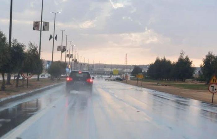 «الحصيني»: تسرُّب هواء بارد بالشمالية.. وأمطار متفاوتة الغزارة على بعض المناطق