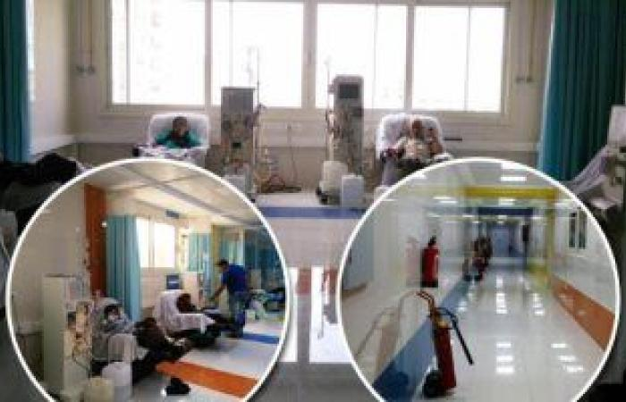 جامعة عين شمس تفتتح اليوم جناح العمليات المجمعة بـ130 مليون جنيه بالدمرداش