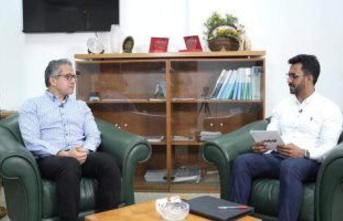 """وزير السياحة والآثار يشرح لـ""""اليوم السابع"""" خط سير موكب المومياوات الملكية"""