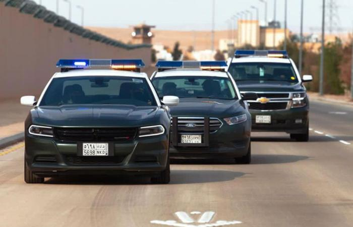 شرطة الرياض تُطيح بالمعتدي على مواطن بالدهس والضرب حتى الوفاة