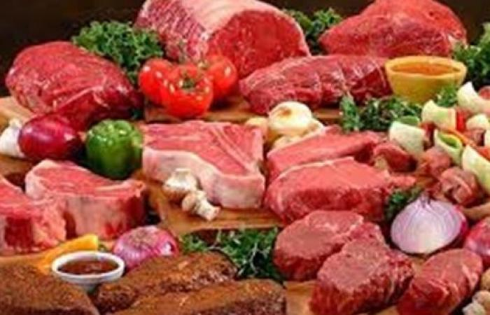 أسعار اللحوم البلدي والمستوردة اليوم الخميس 1 ابريل 2021