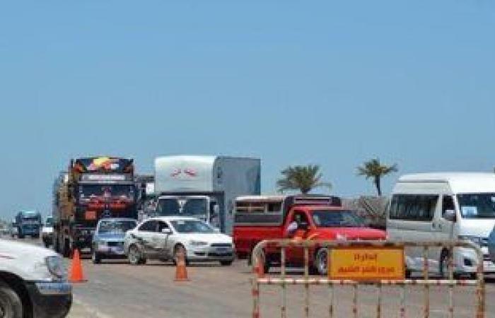 تحرير 4741 مخالفة مرورية متنوعة أعلى الطرق السريعة والصحراوية