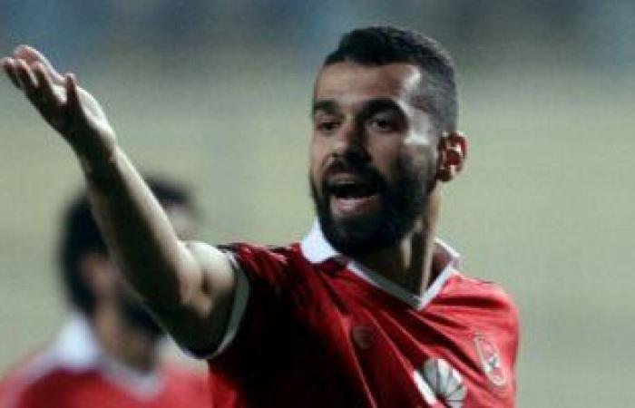 كواليس غرفة الملابس .. عبد الله السعيد ينفعل علي فتحي مبروك بسبب مباراة إنبي