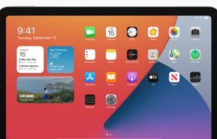 إيه الفرق؟.. أبرز الاختلافات بين iPad Pro 12.9- inch و iPad (2020)