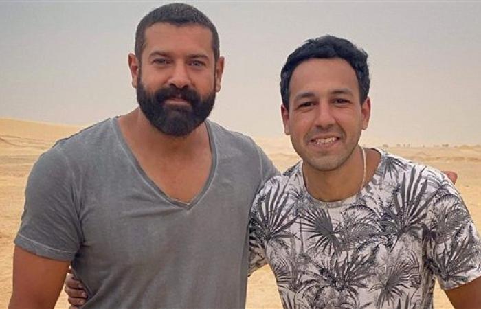 """خاص: محمد الدسوقي يُجسد دور نارمر في مسلسل """"الملك"""" مع عمرو يوسف"""