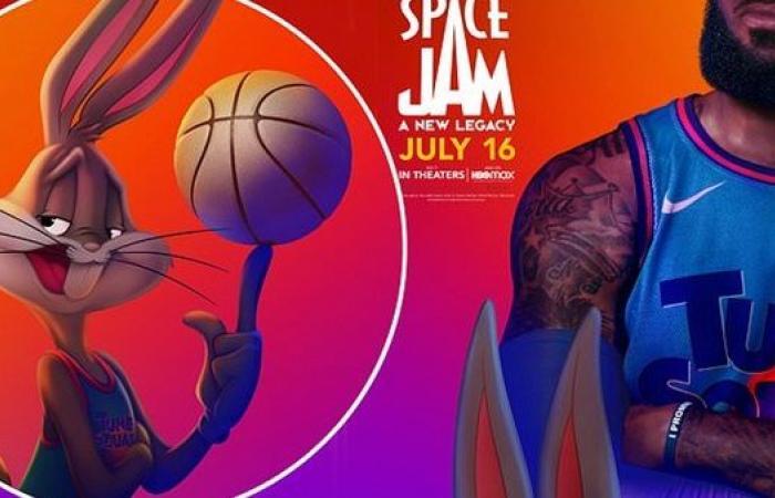ديزني تطرح ملصقات دعائية جديدة لفيلم SPACE JAM