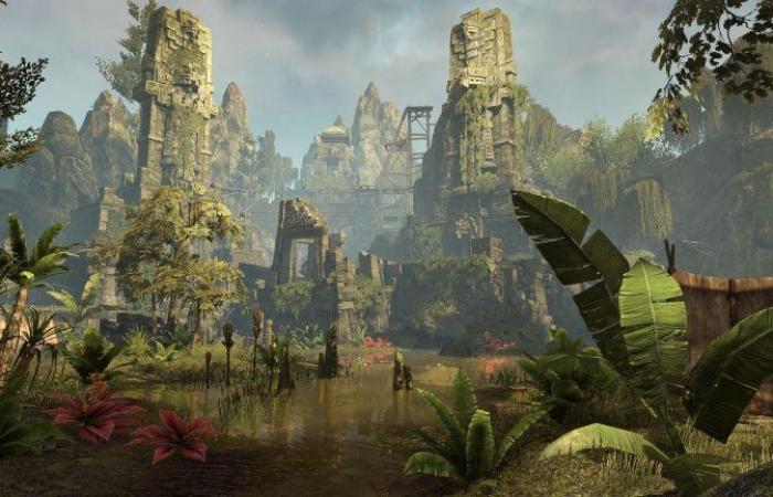 تحديث الجيل الجديد للعبة The Elder Scrolls Online قادم في يونيو المقبل