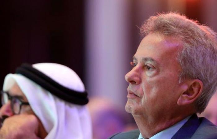 حاكم مصرف لبنان: الاحتياطي أوشك على النفاد ولن نستطيع الاستمرار في الدعم