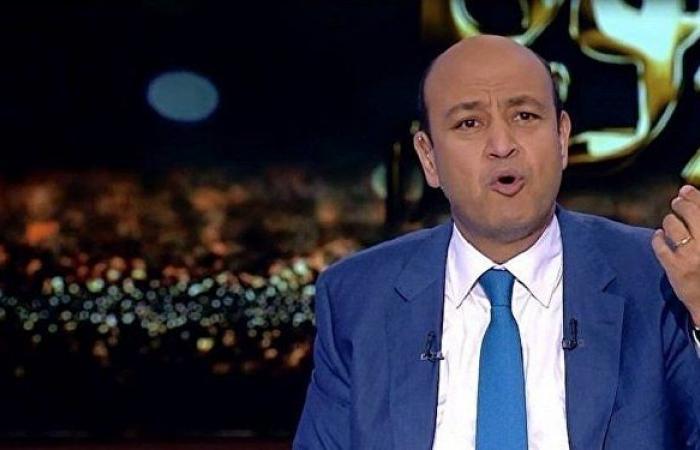بيع سيارة عمرو أديب المهشمة في مزاد علني بمبلغ ضخم... فيديو