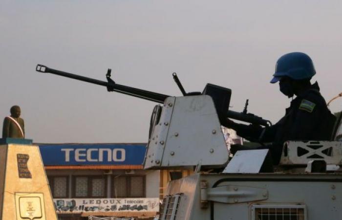 منظمة دولية تنفي وجود عناصر روسية مسلحة في إفريقيا الوسطى