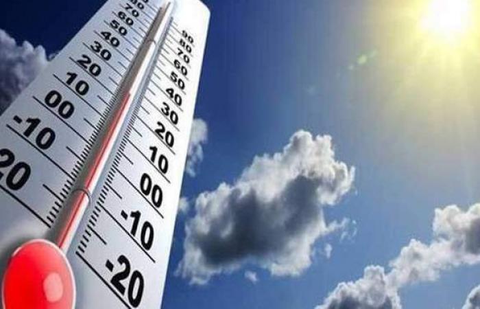 حالة الطقس ودرجات الحرارة غدا الأحد 18 -4 -2021 فى مصر
