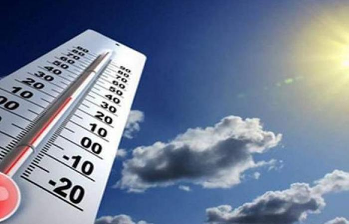 حالة الطقس ودرجات الحرارة فى العواصم العربية غدا الأحد 18-4 -2021